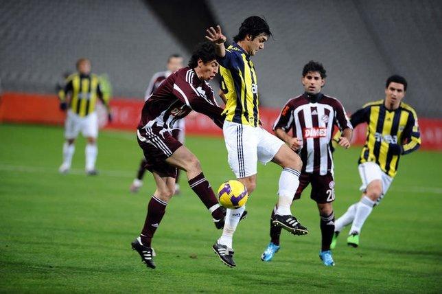 Fenerbahçe - Tokatspor Ziraat Türkiye Kupası