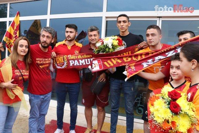 Ve son şampiyon sahnede! İşte Galatasaray'ın açılış 11'i