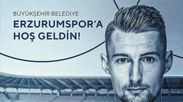 Elba Rashani BB Erzurumspor'da! #