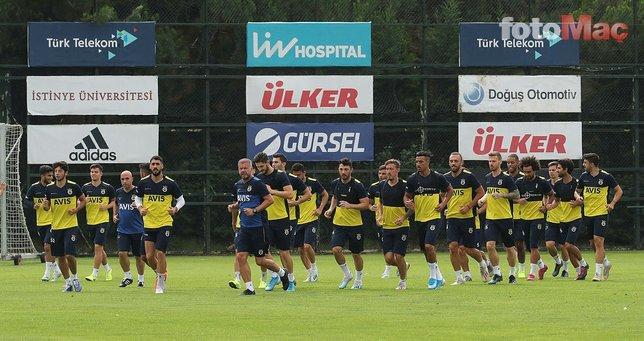 Fenerbahçe'ye transferde kötü haber! Ersun Yanal'ın gözdesiydi...