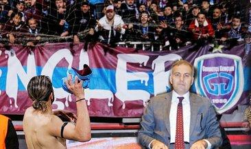 Söz konusu Trabzonspor ise centilmenliğe bile ceza