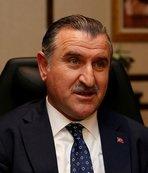 Bakan Osman Aşkın Bak, milli judocuları tebrik etti