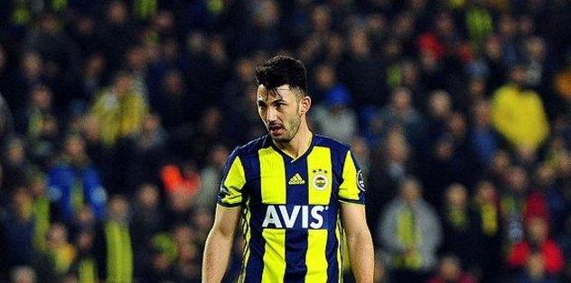Fenerbahçe'de Tolgay Arslan sürprizi!