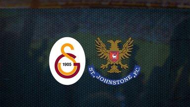 Galatasaray - Johnstone maçı ne zaman, saat kaçta ve hangi kanalda? Şifresiz mi? | UEFA Avrupa Ligi