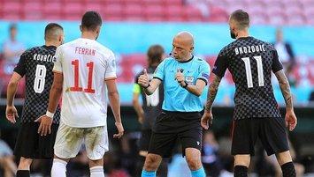 UEFA'ya flaş eleştiri! Cüneyt Çakır...