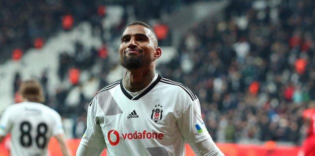 Kevin Prince Boateng: Türkiye'nin en büyük ve en iyi takımı biziz