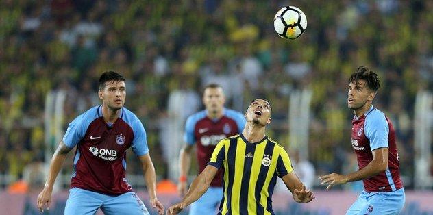 Trabzonspor kaçtı Fenerbahçe yakaladı