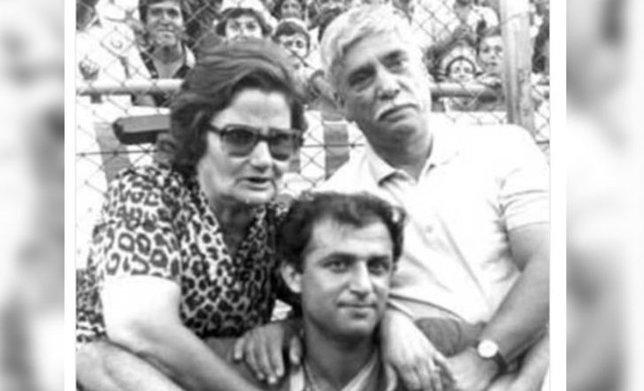 Babası Talat Terim'i kaybeden Fatih Terim'e futbol dünyasından destek