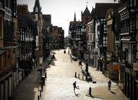 Avrupa'nın büyük kentleri sessizliğe büründü! Sokaklar bomboş