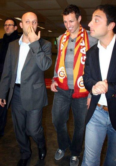 Neill İstanbul'da