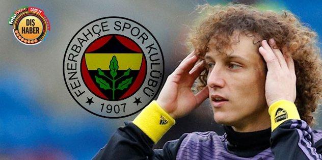 Fenerbahçe'nin ilgilendiği David Luiz'le ilgili flaş açıklama!