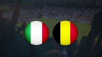 İtalya - Belçika maçı saat kaçta? Hangi kanalda?