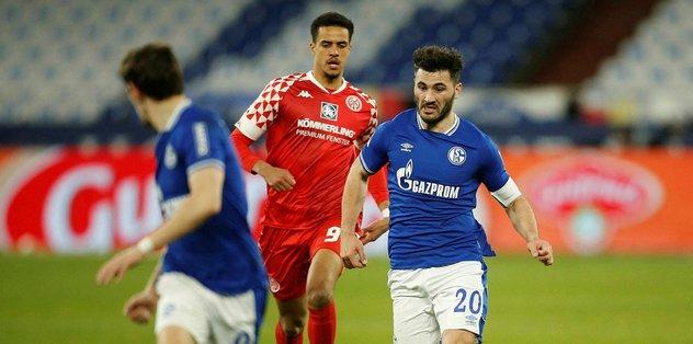 Schalke 04 - Mainz: 0-0 MAÇ SONUCU - ÖZET - Son dakika Almanya Bundesliga haberleri - Fotomaç
