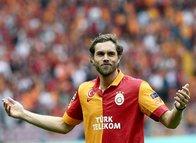 Elmander'den Galatasaray'a 21'lik golcü