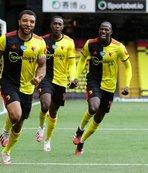 Watford'dan kritik galibiyet!