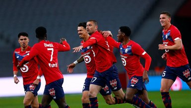 Yilmaz, Celik's goals send Lille back to top of Ligue 1