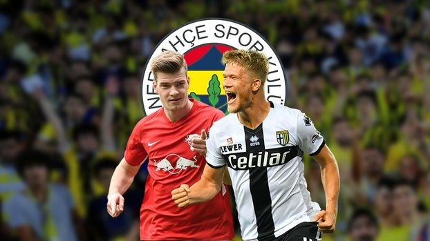 Son dakika transfer haberleri: Fenerbahçe'den 'kuzey' harekatı! Ya Andreas Cornelius ya Alexander Sörloth...