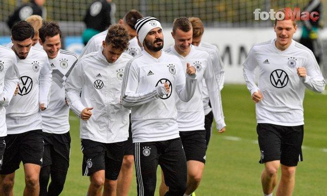 Dortmund CEO'sundan İlkay Gündoğan açıklaması! Asker Selamı...