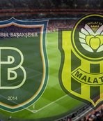 Medipol Başakşehir - Evkur Yeni Malatyaspor | CANLI