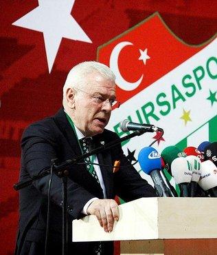 Bursaspor'da Divan Başkanlık Kurulu'ndan başkan Ay'a seçim çağrısı