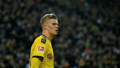 Borussia Dortmund'un yıldızı Erling Haaland için flaş sözler!