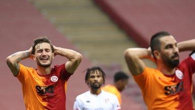 Antalyaspor hold Galatasaray to goalless draw