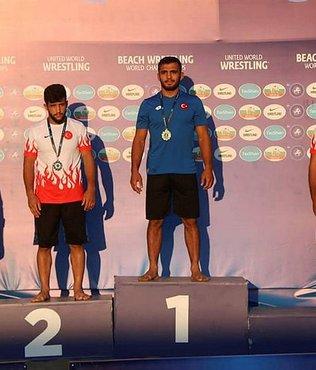 Hacı Abdullah Dilek dünya şampiyonu