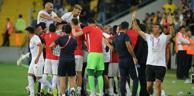 Kayserispor'da her ülkeden futbolcu var