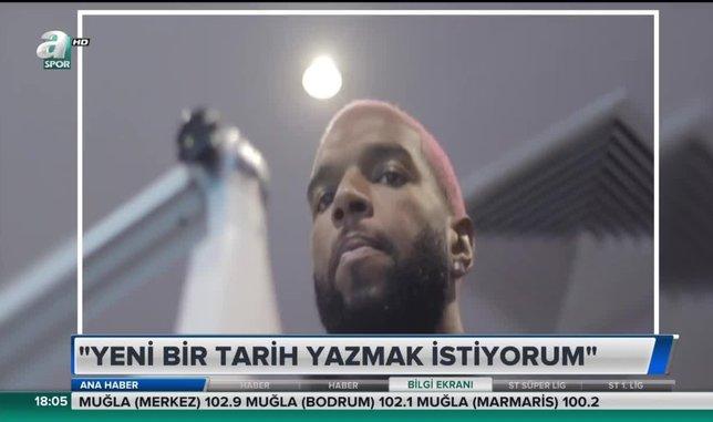 Babel Galatasaray'daki hedefini açıkladı