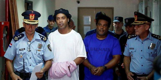 İşte Ronaldinho'nun serbest kalmak için teklif ettiği para!
