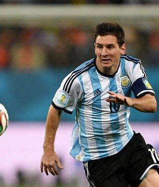Arjantin Milli Takımı'nın 23 kişilik kadrosu belli oldu