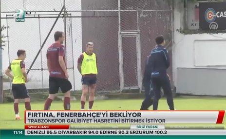 Fırtına Fenerbahçe'yi bekliyor