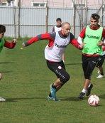 Manisaspor, Giresunspor maçı hazırlıklarını tamamladı