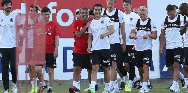 Beşiktaş'ın hazırlık maçı programı