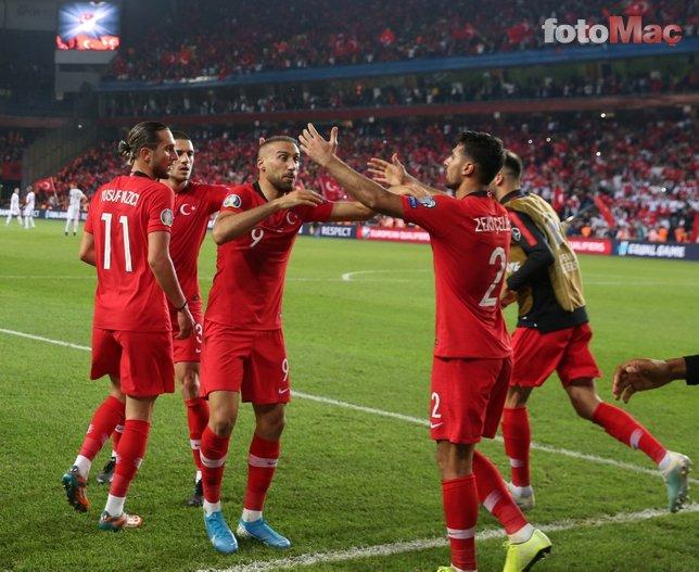 Fransız gazetecilerden Türkiye maçı yorumu!