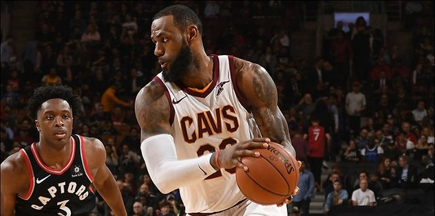 Cavaliers 34 sayı farkla kaybetti