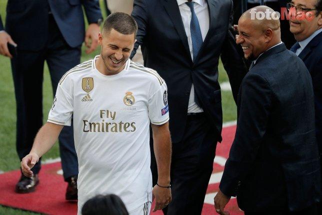 Hazard'ın imza töreninde şok! Onun adını haykırdılar