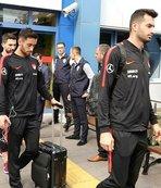 A Milli Futbol Takımı, Bosna-Hersek maçının hazırlıklarını tamamladı