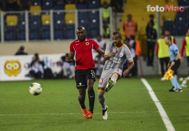 Galatasaray'da transfer harekatı başladı!