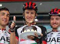 54. Cumhurbaşkanlığı Türkiye Bisiklet Turu'nu Eduard Prades Reverter kazandı