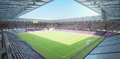Freiburg'un yeni stadyumunda belirli saatlerde maç oynanamayacak