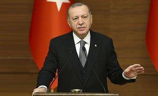 Başkan Erdoğan yeni corona virüsü tedbirlerini açıkladı