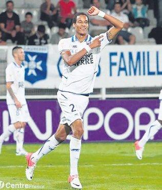 Galatasaray'a Fransız stoper: Christopher Jullien