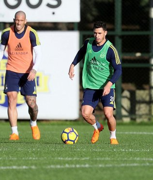 Fenerbahçe, Kayserispor maçına hazırlanıyor