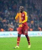 Galatasaray Club Brugge'de kadro dışı kalan Diagne'den bunu istedi!
