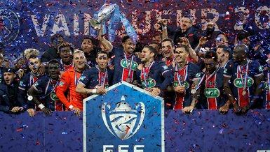 Icardi ve Mbappe attı, PSG, Monaco'yu yenerek Fransa Kupası'nı kazandı!