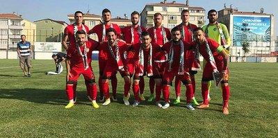 Amed Sportif'de Akcan umut dolu