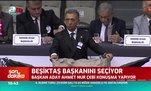 """""""Başkan seçilemesem de Beşiktaş'a hizmet etmeye hazırım"""""""