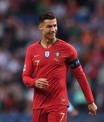 Flaş açıklama: Ronaldo beni Juventus'a çağırdı!