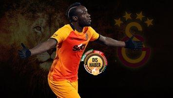 Son dakika Galatasaray (GS) haberi: Galatasaray'a Ada piyangosu! Mbaye Diagne'nin peşine düştüler